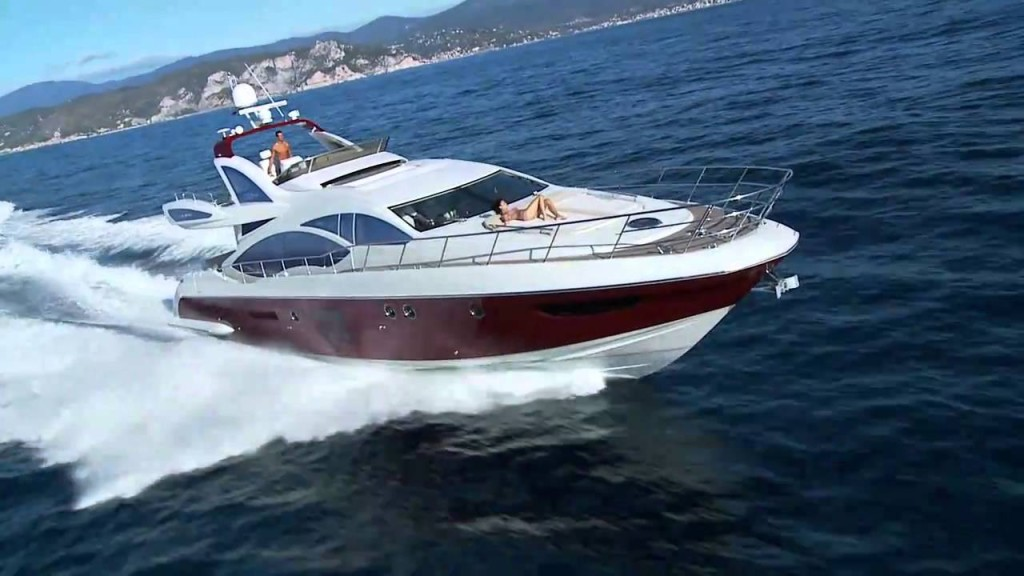 Azimut 72S – Official Video